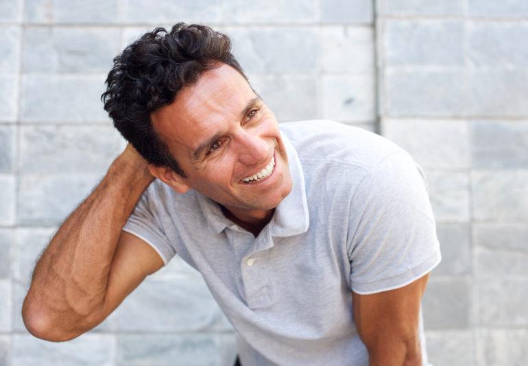 trasplante capilar masculino